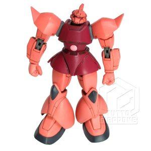 Bandai Gundam MS14S Char s Gelgoog anime version fronte tuttogiappone