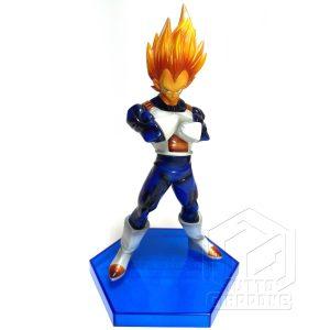 Dragon Ball Kai The Legend of Saiyan Vegeta SSJ DX Action Figure 1 tuttogiappone