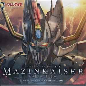 Mazinkaiser Infinitism HG Infinity tuttogiappone cover