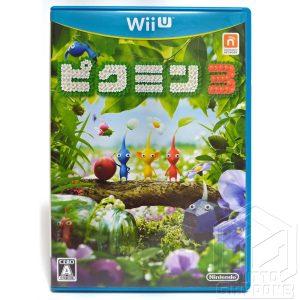 Nintendo Wii U Pikmin 3 fronte tuttogiappone