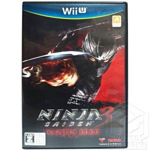 Ninja Gaiden 3 Razor s Edge wii u fronte tuttogiappone jpg