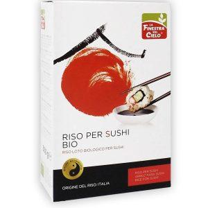 Riso Loto Biologico per sushi 1 TuttoGiappone