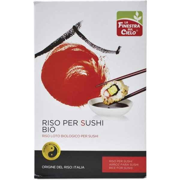 Riso Loto Biologico per sushi 2 TuttoGiappone