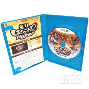 Warriors Orochi 3 Hyper Musou Orochi 2 Hyper Wii U TuttoGiappone CD