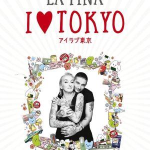 i love tokyo la pina tuttogiappone