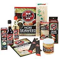 Seba Garden Itasan - Kit per sushi da 9 pezzi, set completo per sushi